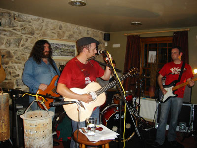 Live music and a range of other events are always on at Tafarn y Fic